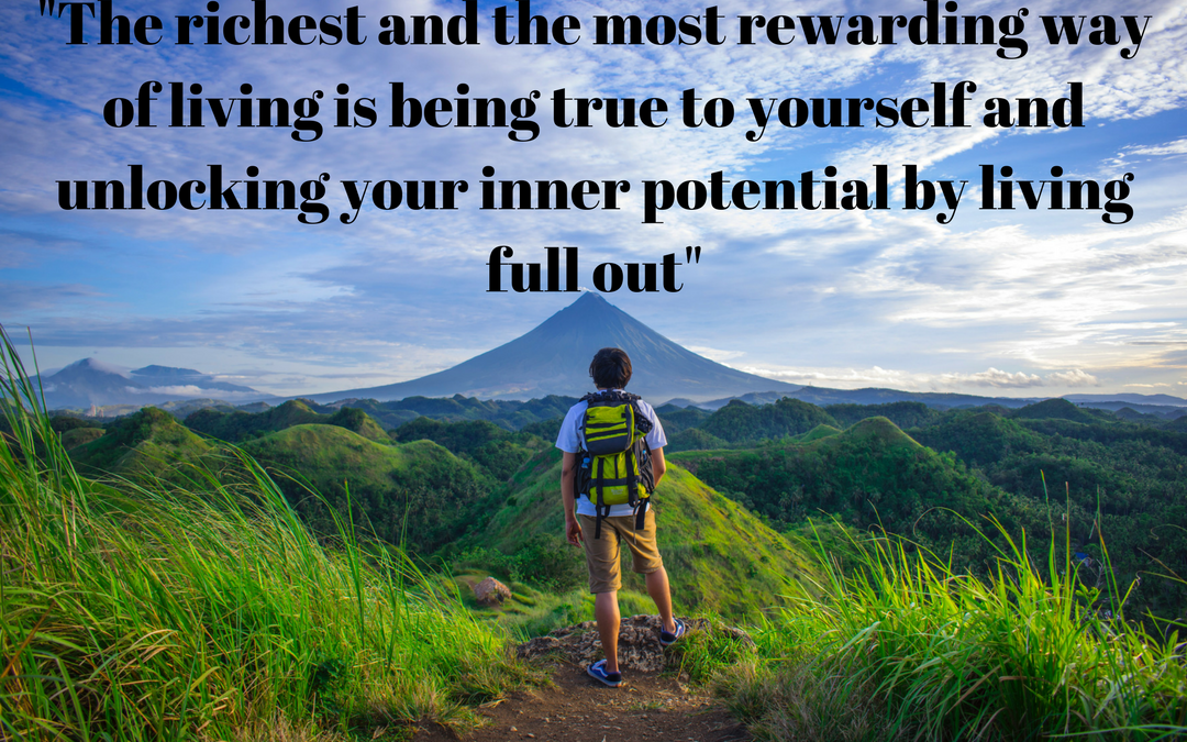 How Living Full Out Can Unlock Your Potential
