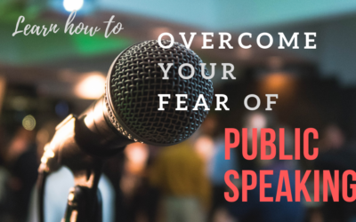 Discover How You Can Overcome your Fear Over Public Speaking as you Live Full Out