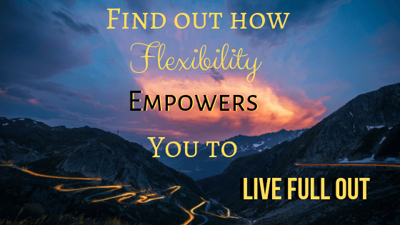Learn How to Make Adjustments in Life and Start Living Full Out