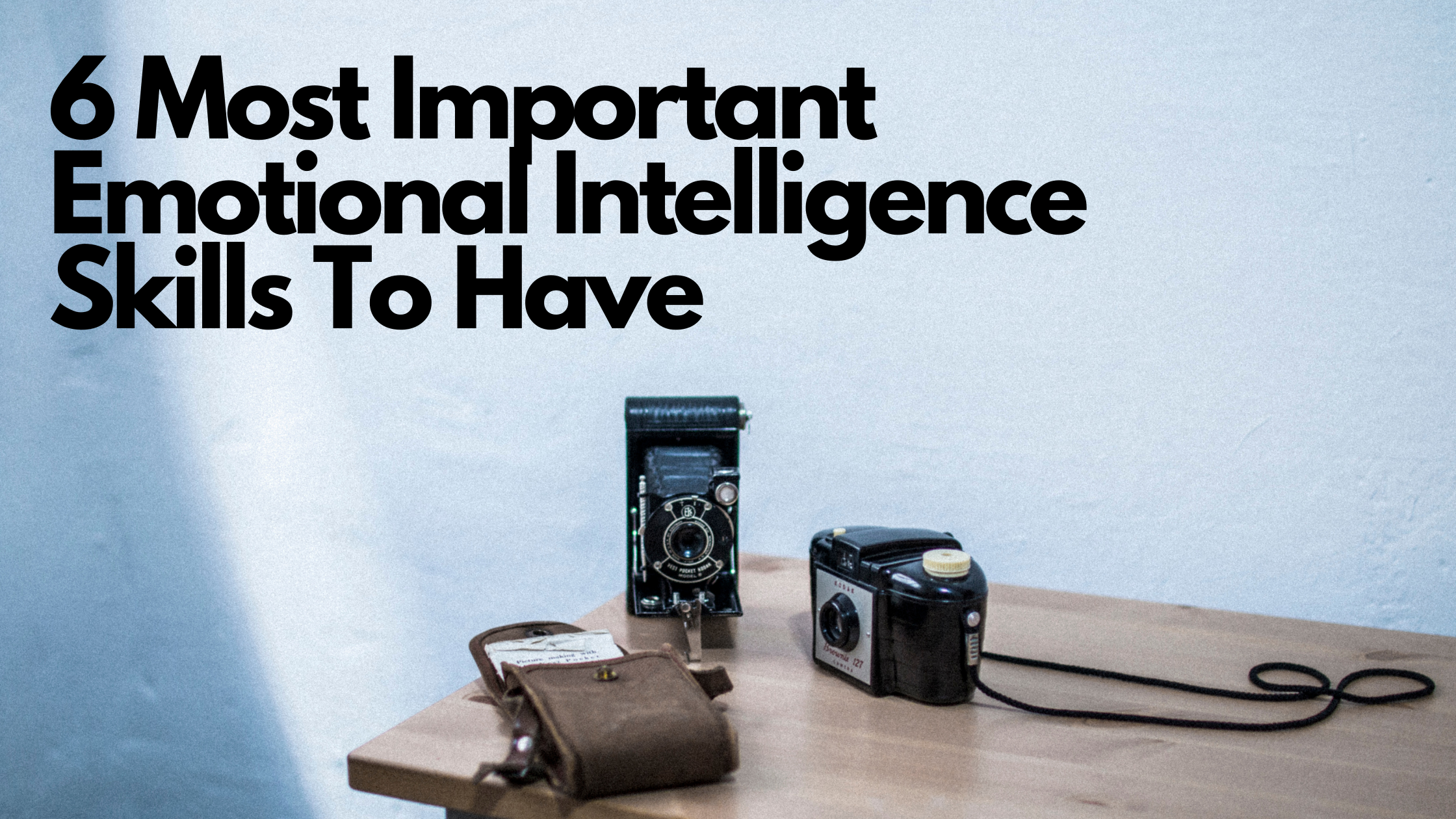 6 Most Important Emotional Intelligence Skills To Have